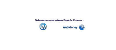 Webmoney payment gateway for Virtuemart