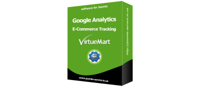 Google Analytics Ecommerce Tracking for VirtueMart