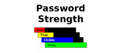 User - Password Strength