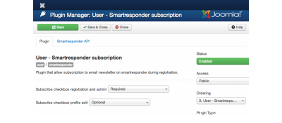 Smratresponder Integration