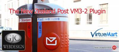 NZ Post Shipping for VirtueMart