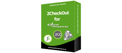 2CheckOut for JoomShopping