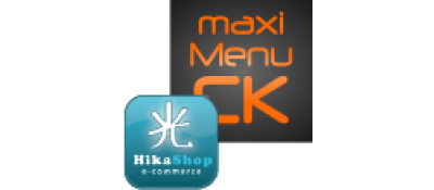 Maximenu CK for Hikashop