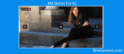 Skitter Slideshow For K2