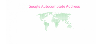 Google Autocomplete Address