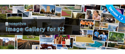 Inceptive Image Gallery for K2