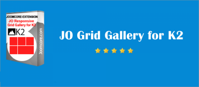 JO Responsive Grid Gallery for K2