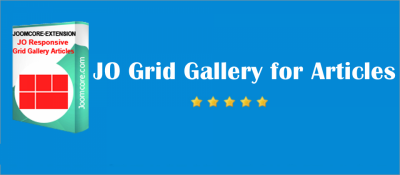 JO Responsive Grid Gallery for Articles