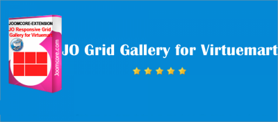 JO Responsive Grid Gallery for Virtuemart