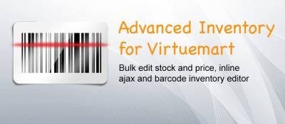 Advanced inventory for Virtuemart