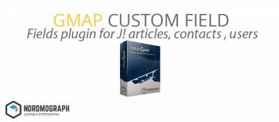 GMAP Custom Field