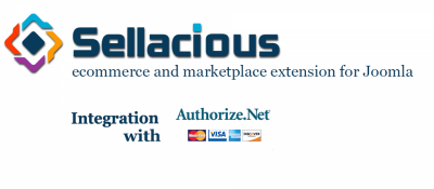AuthorizeNet for Sellacious