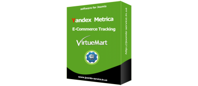 Ecommerce Tracking Yandex Metrika for VirtueMart