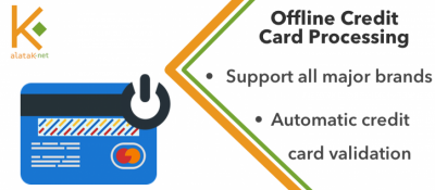Offline Credit Card Processing for VirtueMart