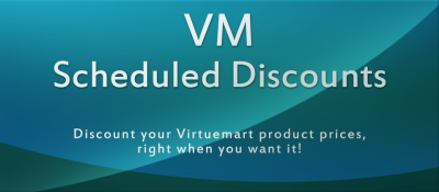 VM Scheduled Discounts