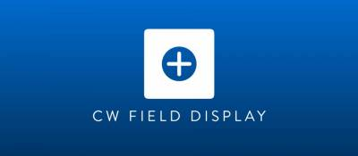 CW Field Display
