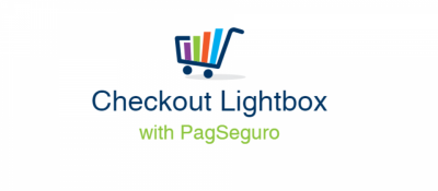Checkout Lightbox with PagSeguro