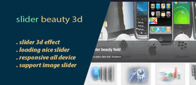 slider beauty 3d