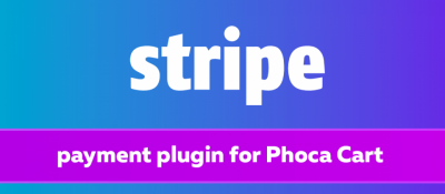Stripe for Phoca Cart