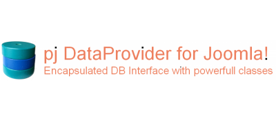 pj DataProvider for Joomla!