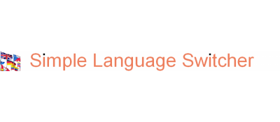 Simple Language Switch