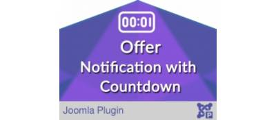 Offer Notification with Countdown