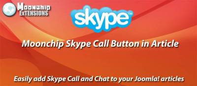 Moonchip Skype Call Button in Article