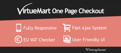 VP One Page Checkout for VirtueMart