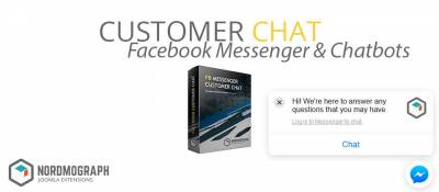 Facebook Messenger Customer Chat