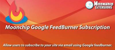 Moonchip Google FeedBurner Subscription