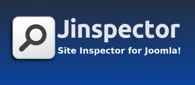 Jinspector Site Inspector for Joomla