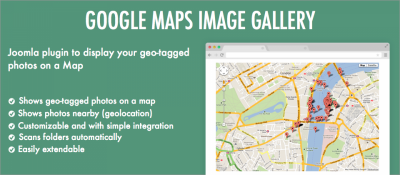 Google Maps Image Gallery
