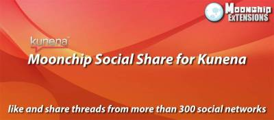 Moonchip Social Share for Kunena