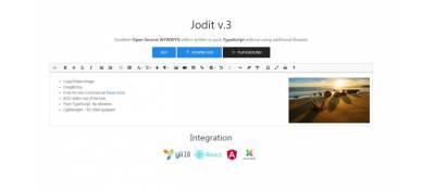 Joomla! Extensions Directory - Editors