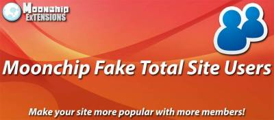 Moonchip Fake Total Site Users
