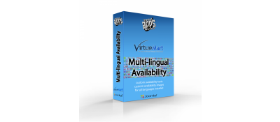 Multilingual Availability for Virtuemart