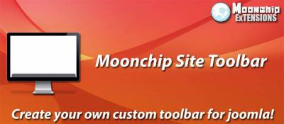 Moonchip Site Toolbar