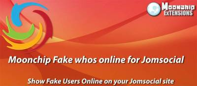 Moonchip Fake whos online for Jomsocial