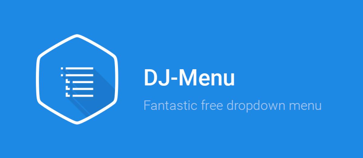 DJ-Menu, by DJ-Extensions - Joomla Extension Directory
