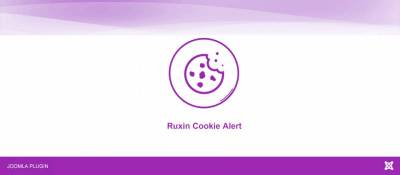 Ruxin Cookie Alert