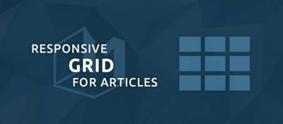 Responsive Grid for Articles