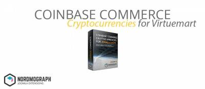 Coinbase Commerce Cryptocurrencies for Virtuemart