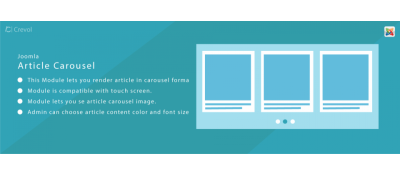 Article Carousel For Joomla