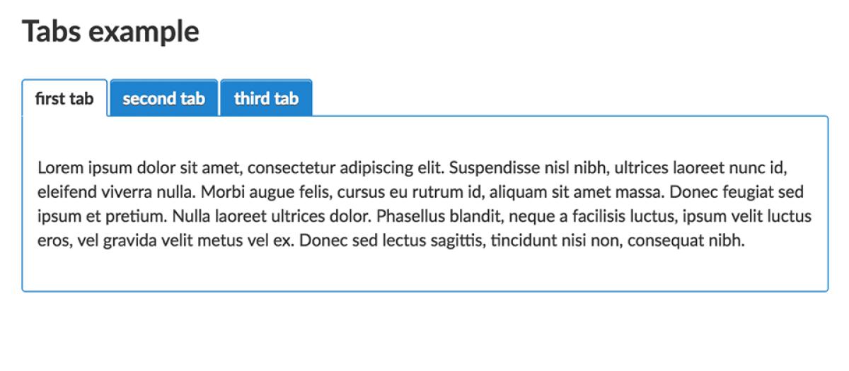 Tabs and Sliders, by Joomlashack - Joomla Extension Directory