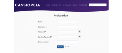 Simplify Registration Form, Remove Fields
