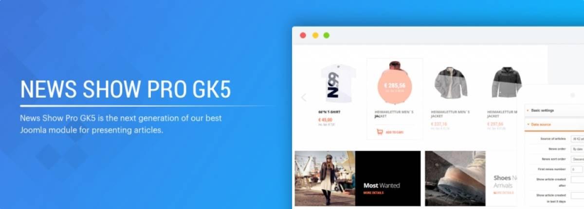 News Show Pro Gk5 By Gavickpro Joomla Extension Directory