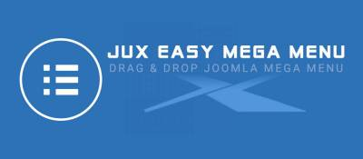 JUX Easy Mega Menu