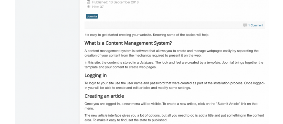 Disqus Comments, by JoomlaWorks - Joomla Extension Directory