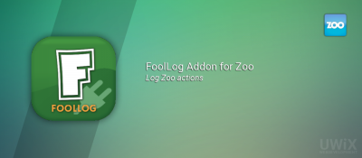FoolLog Addon for ZOO