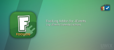 FoolLog Addon for JEvents